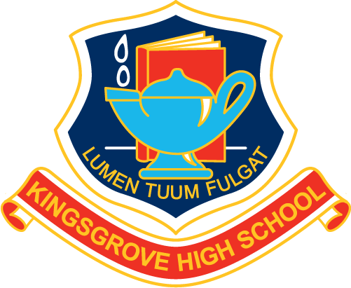 Kingsgrove High School logo